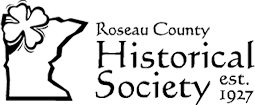 Roseau County Historical Society and Museum Logo