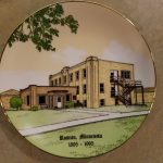 Collectible Plate – Budd Hospital