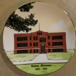 Collectible Plate – Roseau High School